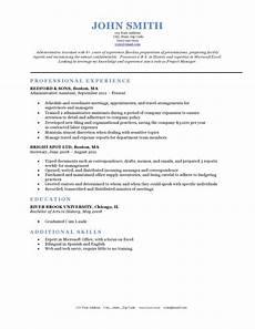 classic resume best new blog