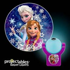 projectables disney frozen automatic led light 13340 the home depot