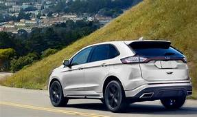 2019 Ford Edge Specs And Release Date  Cars News