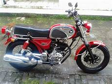 Honda Tiger Modif Cb by Honda Tiger Modif Cb Cb Indonesia
