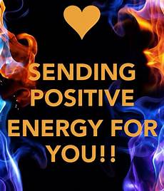sending positive energy for you poster beckmayaka
