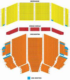 boston opera house seating plan show of the month club seating chart