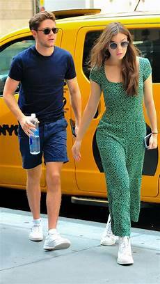 Hailee Steinfeld And Niall Horan Up In New York