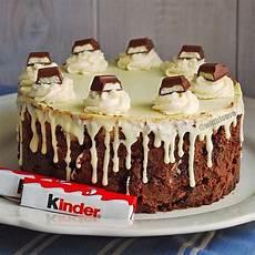 Kinderschokoladentorte Rezept Kuchen Und Torten