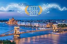 budapest named european best destination 2019 the