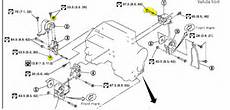 2004 Nissan Quest Motor Mount Diagram Nissan Auto Parts