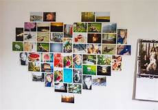 foto collage wand pictures on the wall coralinart