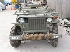 Classic Military Automotive &187 1942 Willys MB Slat Grill