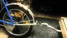 e bike anhänger e bike durch elektrisch angetriebenen anh 228 nger