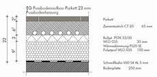 estrich dicke fußbodenheizung merkblatt parkett auf heizestrichen holzbodenwerk