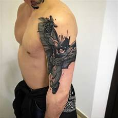 100 best batman symbol tattoo ideas comic superhero 2019