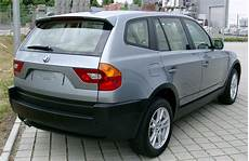 bmw x3 e83 3 0d 204 hp automatic