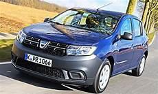 Dacia Sandero Sce 75 Test Autozeitung De