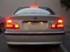 usa depo 2002 2005 bmw e46 4d sedan smoke led