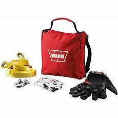 88915 warn atv winch accessory kit snatch block shackle ebay
