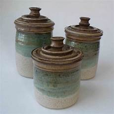 pottery kitchen canister sets 96 best images about canisters on vintage