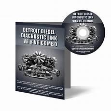 on board diagnostic system 2007 ford e series interior lighting detroit diesel diagnostic link v8 v6 combo 12 month license diesel heavy truck