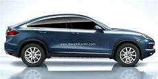 porsche cayenne neues modell 2018 porsche cayenne coupe reportedly coming in 2018