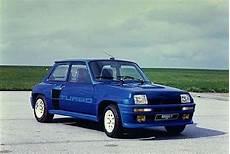 Fiche Technique Renault R5 5 Turbo 2 1983