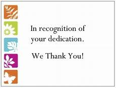 thank you card template for employees thank you for employee recognition quotes quotesgram