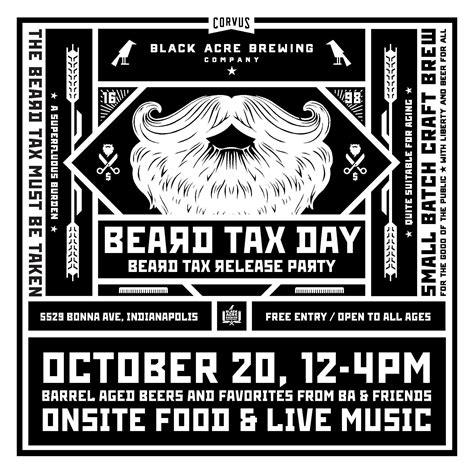 Beard Tax