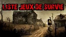 jeux de survie gratuit pc survival infos liste de tous les jeux de survie 2 0