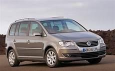 Volkswagen Touran Minivan Mpv 2006 2010 Reviews