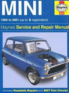 hayes car manuals 2010 mini cooper engine control repair manuals haynes 1969 2001 mini cooper service and repair manual