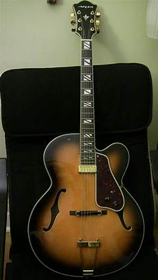 jazz guitars things i for sale sold fa71 hollowbody jazz guitar