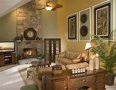 Decorating Ideas For Vaulted Ceiling Living Rooms by Decorating A Small Split Level Home With Vaulted Ceiling