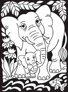 baby animal coloring pages for adults 17290 welcome to dover publications elephant coloring page animal coloring pages coloring books