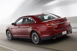 2013 Ford Taurus Receives Facelift Plus New 237HP 20