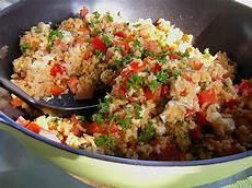 Schnelle Gerichte Mit Reis - reispfanne vegetarisch rezepte chefkoch de