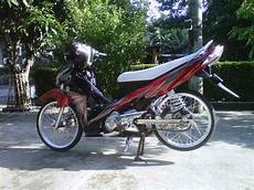 Modif Jupiter Z 2010 by Kumpulan Modifikasi New Jupiter Mx Thailook Terlengkap