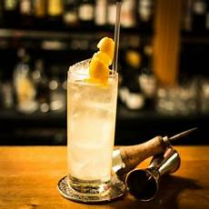 the tom collins is of of the most classic gin cocktails