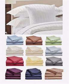 1800 count 4 piece bed sheet full queen king ebay