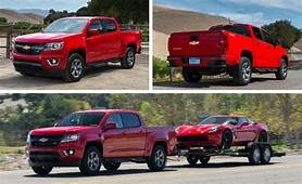 2016 Chevrolet Colorado Diesel First Drive – Review Car