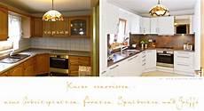 neue arbeitsplatte küche wir renovieren ihre k 252 che kueche vorher nachher bilder