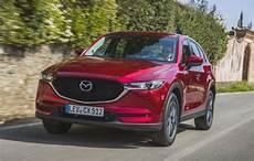 Mazda Cx 5 2017 Erster Test Fahrbericht Motoren Preise