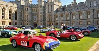 City Concours  London Event To Showcase Luxury Famed