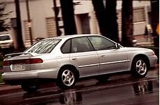 1996 subaru legacy gt 1995 99 subaru legacy consumer guide auto