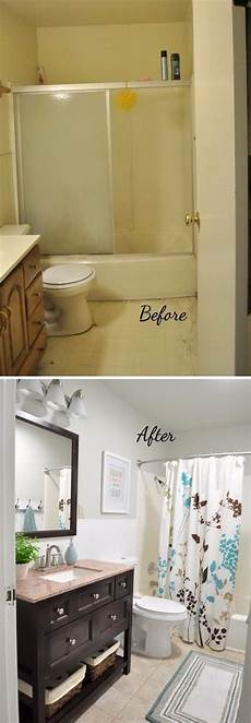 before and after 20 awesome bathroom makeovers next on the list the wip list in 2019