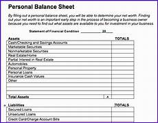 10 excel balance sheet template free exceltemplates exceltemplates
