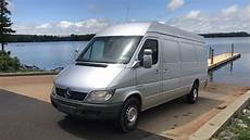 mercedes sprinter 2006 mercedes sprinter 2500 for sale