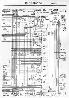 dodge challenger 1970 wiring diagram all about wiring diagrams