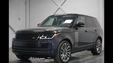 2018 Range Rover Supercharged Facelift Walkaround In 4k