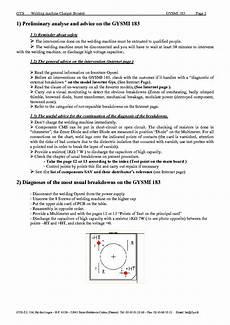gys gysmi 183 inverter sm service manual download schematics eeprom repair info for