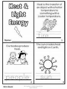 forms of energy activities sound heat light freebie