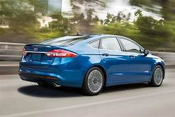 2018 Ford Fusion Hybrid New Car Review  Autotrader