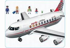 commandant passagers avion 1 4310 a playmobil